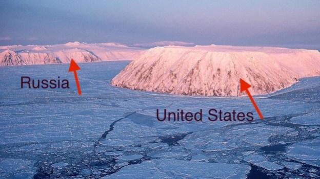 final del mundo Kamchatka islas
