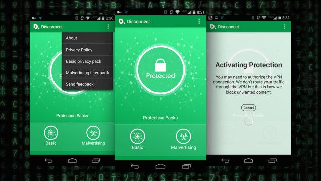 Disconnect Android Ban EU Antitrust