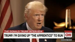 Donald Trump British Accent