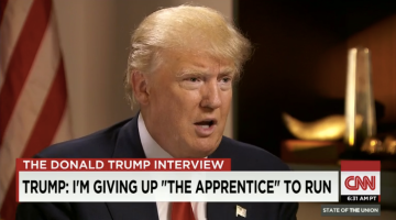 Donald Trump Quits The Apprentice