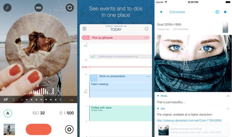 Top 19 iPhone Apps Android June 2015