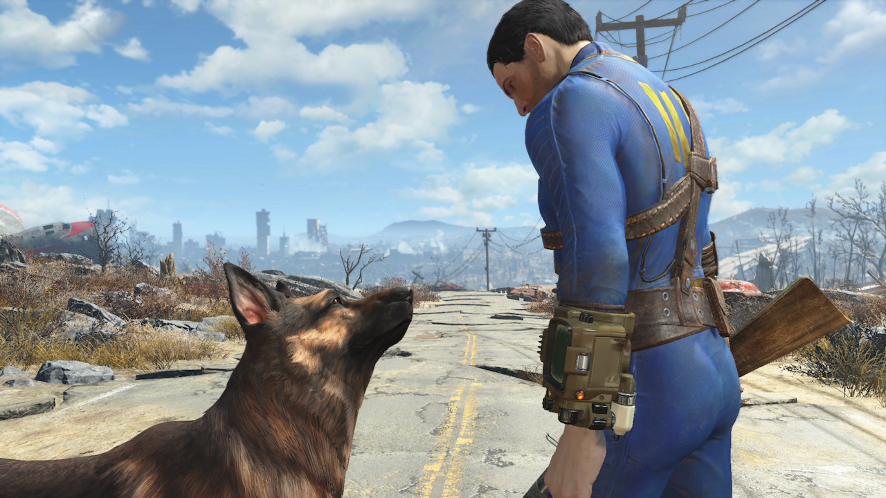 Will fallout 4 continue with fallout 3?: Fallout 3 - Game of the