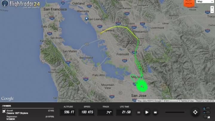 FBI Spy Planes Online Tracking