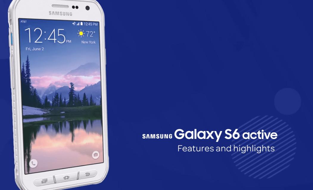 Samsung Galaxy S6 Active Specs Announced