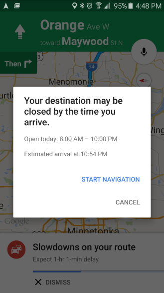how to make google maps default on iphone 6s