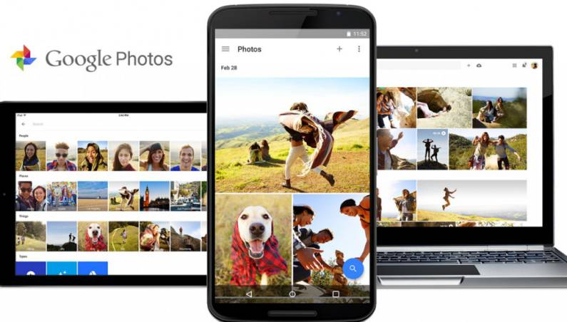 Google Photos Image Recognition