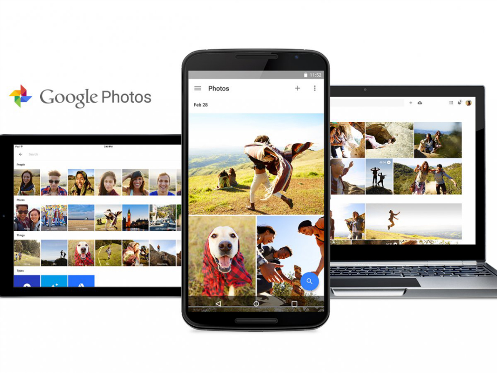 Google Photos Image Recognition