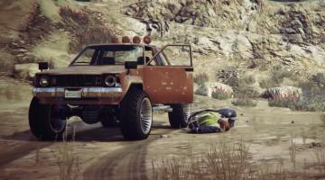 No Country for Old Men Trailer GTA V