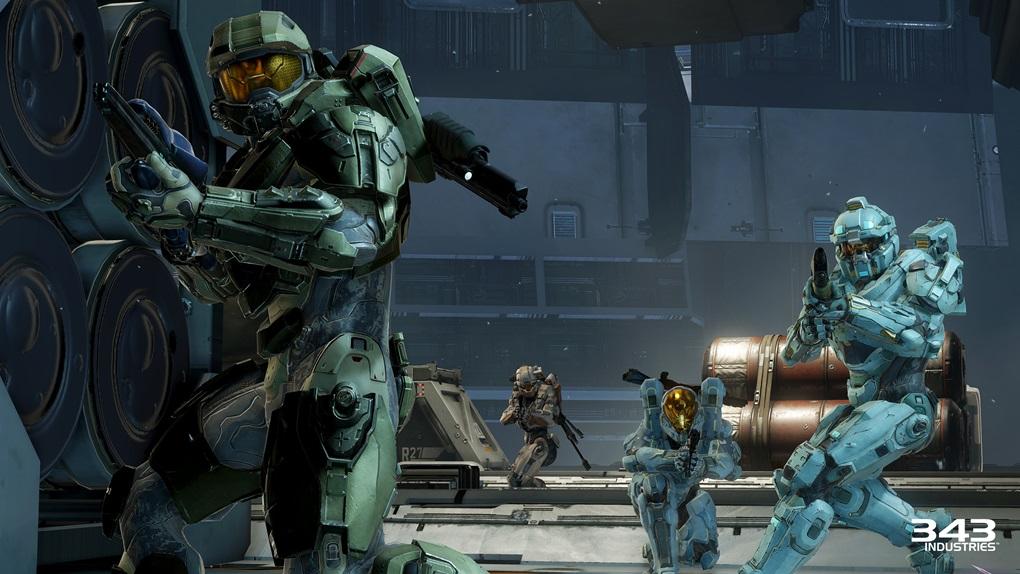 Black Ops 3 Halo 5 Star Fox Zero