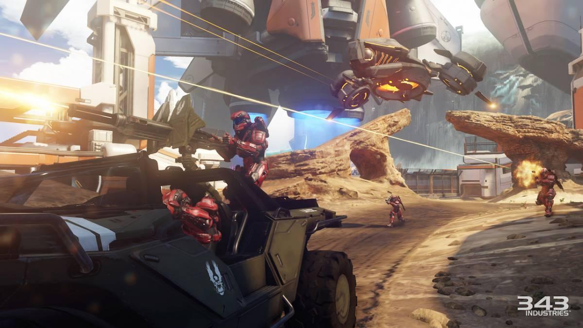 Halo 5 Warzone Preview E3 2015