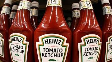 Heinz Ketchup QR Code