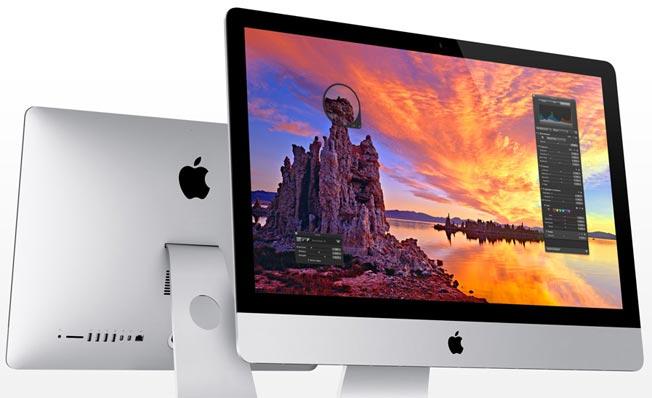 iMac 4K iPad Pro Release Date