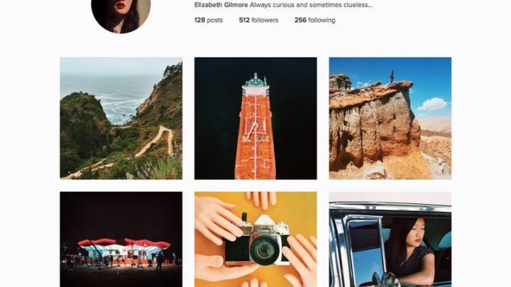Instagram.com Website Design Update