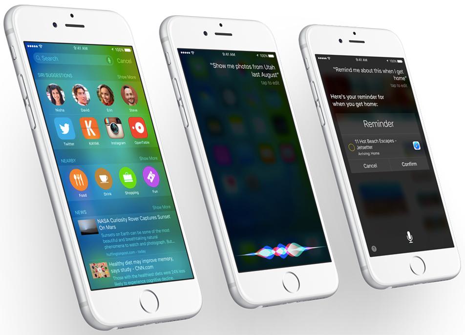 iOS 9 Wi-Fi Assist Cellular Data