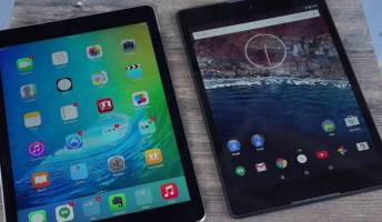 iOS 9 Android M iPad Air 2 Nexus 9 Video