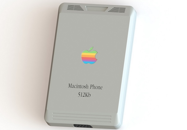 iPhone 1984 Macintosh