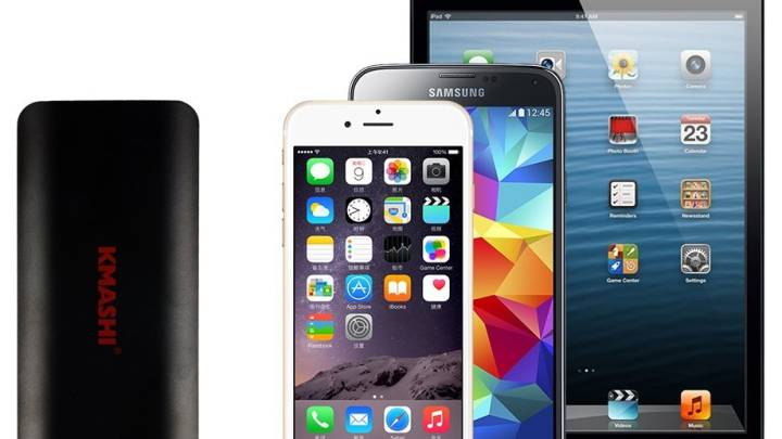 iPhone 6 10,000 mAh External Battery