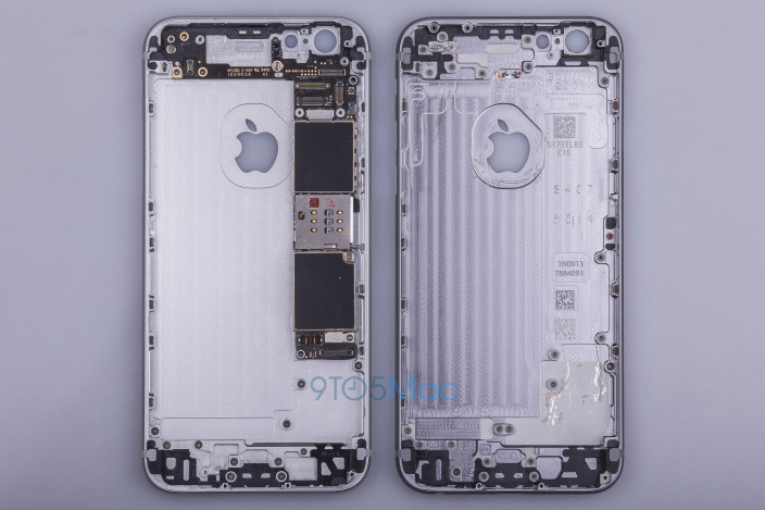 Apple iPhone 6S Leaked Images