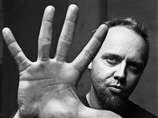 Lars Ulrich Metallica Apple Music