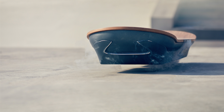 Lexus Hoverboard Amazing in Motion