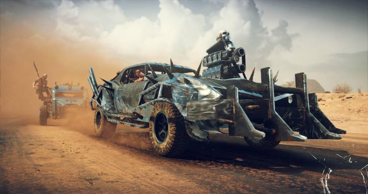 Mad Max Preview E3 2015