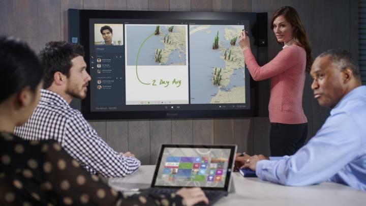Microsoft Surface Hub Pricing Availability