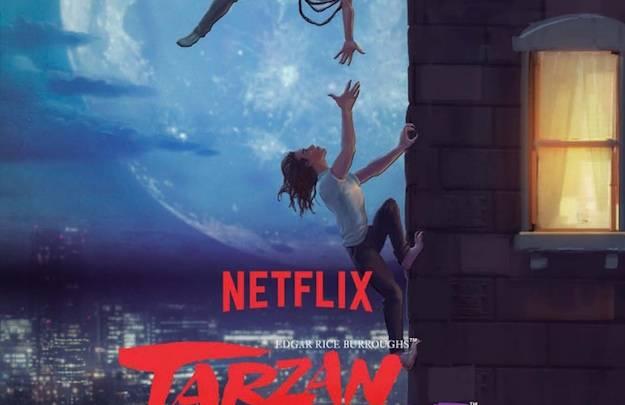Netflix Degrassi Tarzan Jane