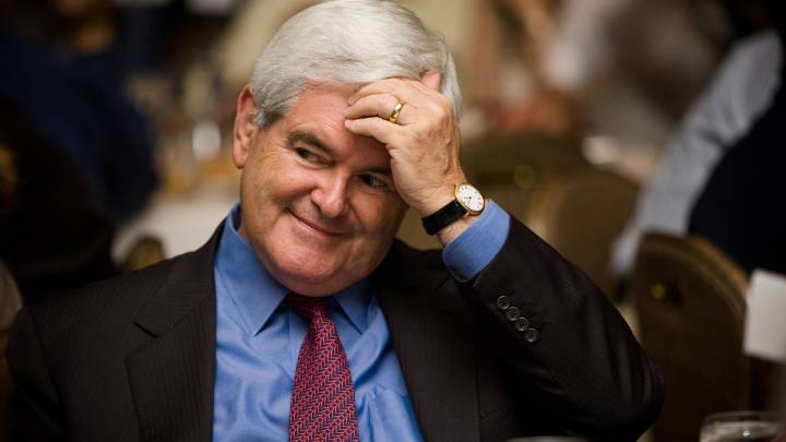 Newt Gingrich Apple Watch Review
