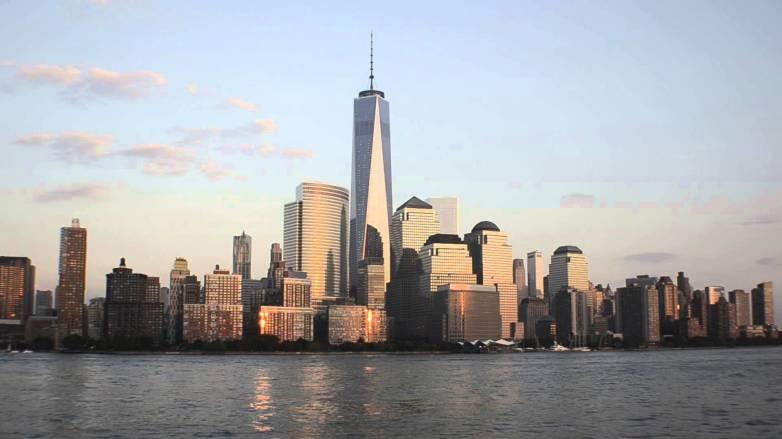 One World Trade Center Timelapse Video