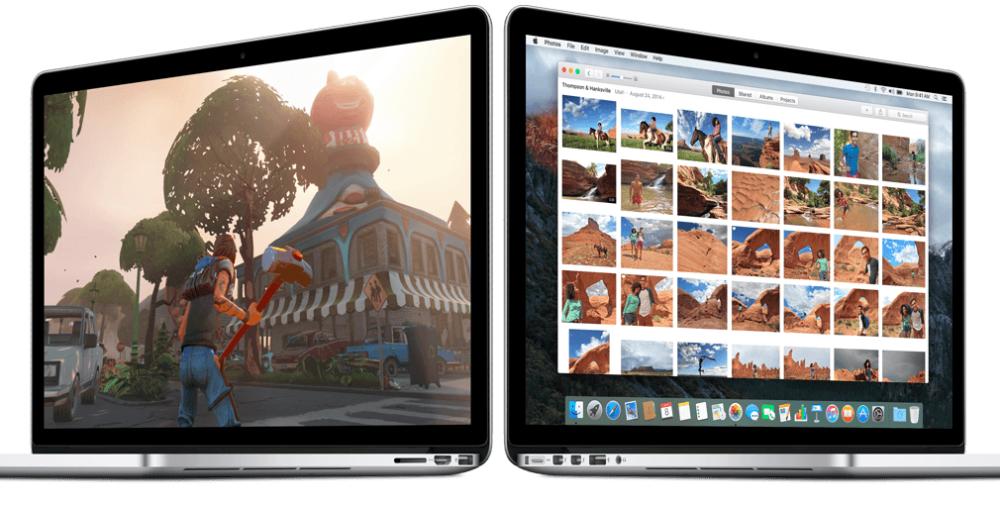 OS X El Capitan Compatible MacBook Pro Air iMac