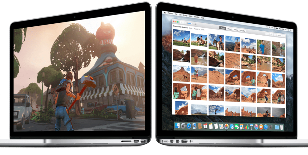 OS X El Capitan Compatible MacBook Pro Air iMac
