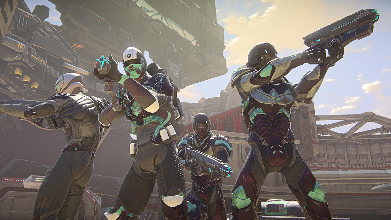 PlanetSide 2 PS4 Free to Play