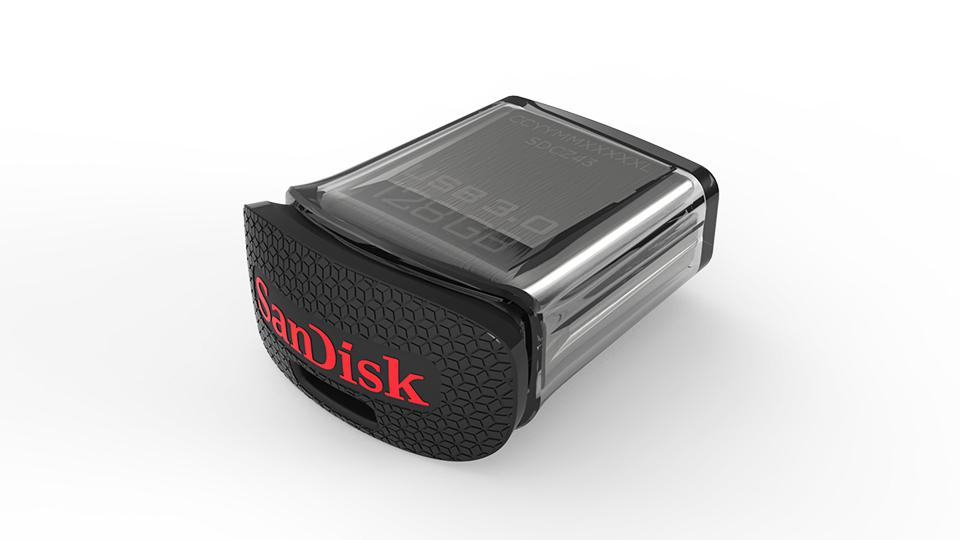 SanDisk Fastest 2TB SSD Smallest 128GB Flash