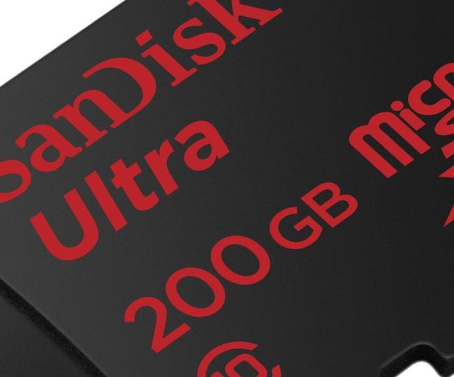 SanDisk 200GB MicroSD Card Price Amazon