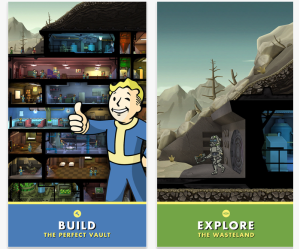 Bethesda Fallout Shelter Vs. Candy Crush Saga