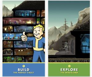 Bethesda Fallout Shelter Vs. Candy Crush Saga