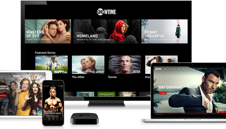 Showtime Standalone Streaming App Launch