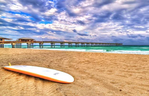 Surfboard Meth