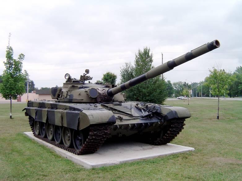 Russian T-72 Tank Sale Buy