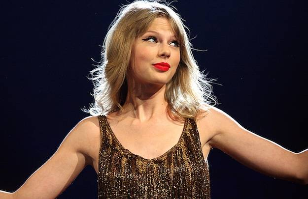 Taylor Swift facial recognition