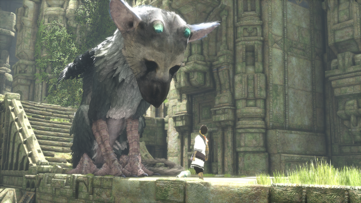 The Last Guardian E3 2015 Preview