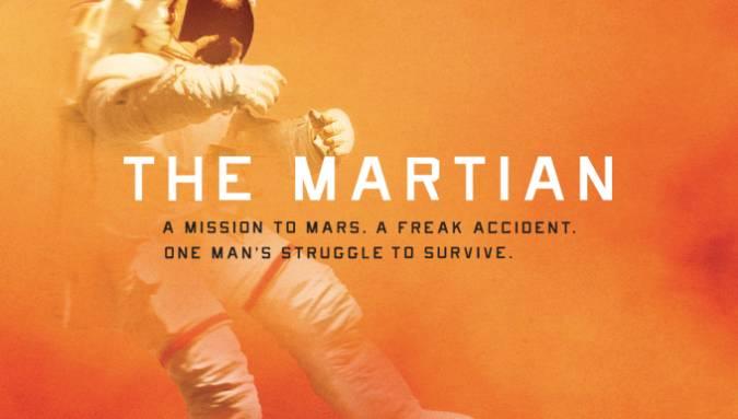 The Martian Trailer