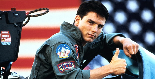 Top Gun 2 Tom Cruise