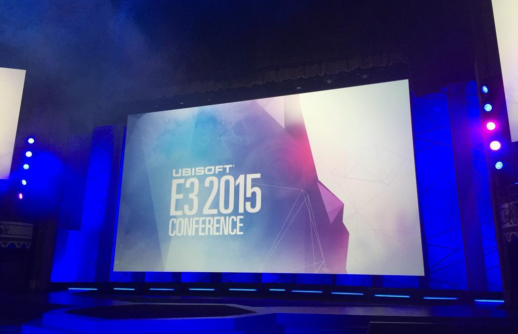 Ubisoft E3 2015 Live Stream