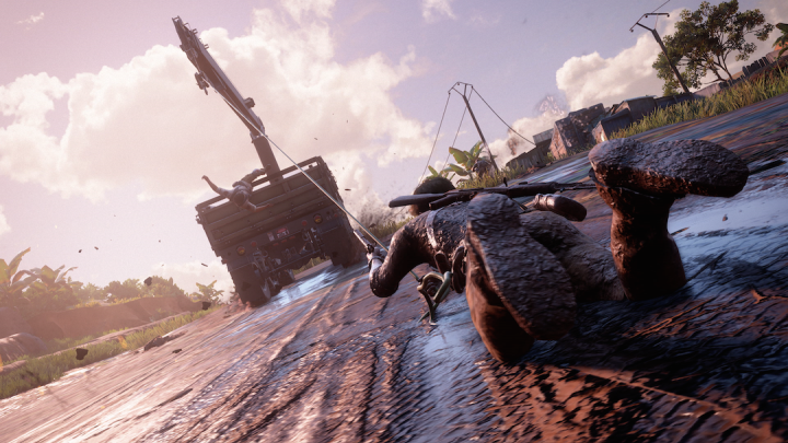 Full Uncharted 4 E3 Demo Video