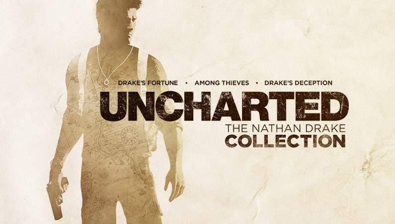 Uncharted Collection PS4 Release Date