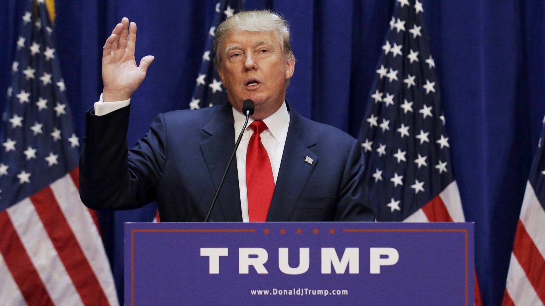 Donald Trump 2016 Announcement Paid Actors