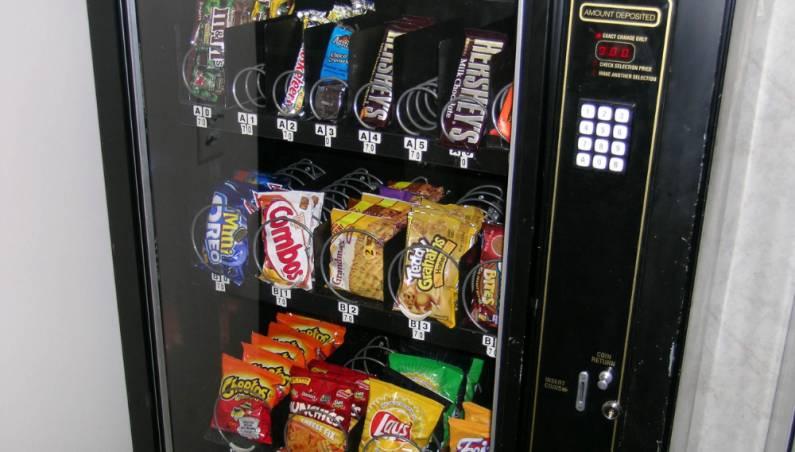 Lifehack Prevent Vending Machine Money Drop