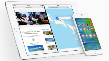 iOS 9 Vs iOS 8