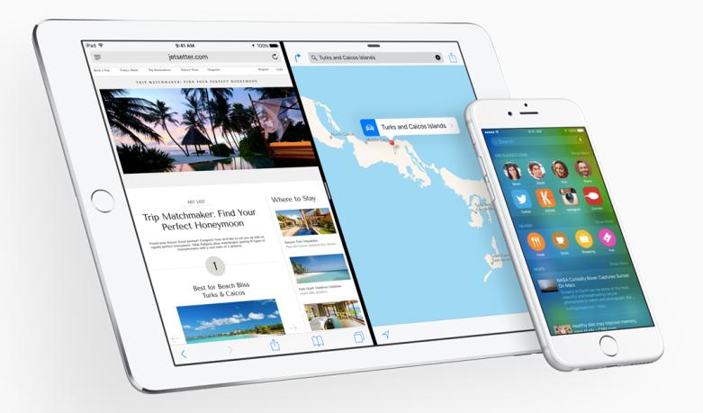 iOS 9 vs. iOS 8 Update